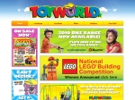 View More Information on Toyworld, Hobart