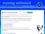View More Information on Training Unlimited