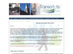 View More Information on Transcripts Plus