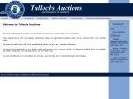 View More Information on Tulloch's Auctions