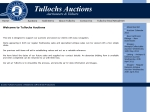 View More Information on Tulloch's Auctions, Launceston