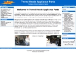 View More Information on Tweed Heads Appliance Parts & Repairs