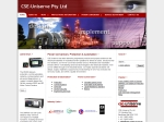 View More Information on CSE Uniserve Pty Limited