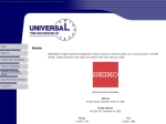 View More Information on Universal Time Recorders Pty Ltd