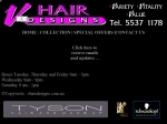 View More Information on V Hair Designs
