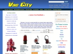 View More Information on Vacuum Cleaner City, Preston