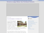 View More Information on Victoria Lodge Motor Inn And Serviced Apartments