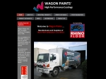 View More Information on Wagon Paints