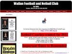 View More Information on Wallan Football And Netball Club