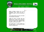 View More Information on Wallangarra Hotel