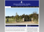 View More Information on Wallington Park Equestrian Centre, Wallington