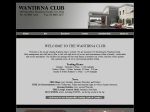 View More Information on Wantirna Club