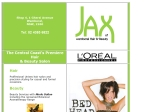 View More Information on JAX of Wamberal Hair & Beauty