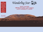 View More Information on Wandering Star Trailers, Welshpool