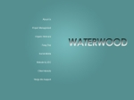 View More Information on Waterwood Management Pl