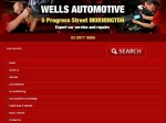 View More Information on Wells Automotive, Mornington