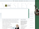 View More Information on Wesley College