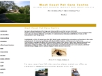 View More Information on West Coast Kennels & Cattery