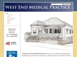 View More Information on West End Medical Practice