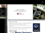 View More Information on Westec Electronics Pty Ltd
