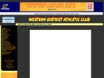 View More Information on Western Districts Athletics Club Inc