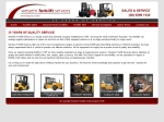 View More Information on Western Forklift Services, Armadale