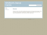 View More Information on Whitfords Dance And Function Centre
