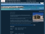 View More Information on Ocean Reef Sea Sports Club