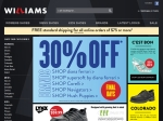 View More Information on Williams Shoes, Geelong CBD