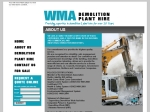 View More Information on WMA Demolition