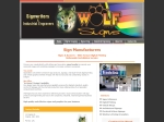 View More Information on Wolf Signs Pty Ltd.