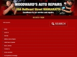 View More Information on Woodward's Auto Repairs, Wangaratta