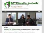 View More Information on GET Education Australia