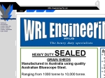 View More Information on WRL Engineering
