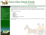 View More Information on Yarra Glen Stock Feeds