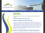 View More Information on Yeronga Services Club Inc