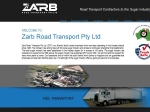 View More Information on Zarb Road Transport Pty Ltd, Mackay CBD