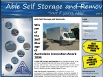 View More Information on Able Self Storage & Removals, Mount Barker