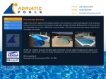 View More Information on Adriatic Pools Pty Ltd