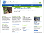 View More Information on Australian Museum Business Services Consulting (Ambs)