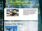 View More Information on Antique Tree Felling