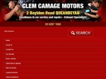 View More Information on Clem Camage Motors, Queanbeyan