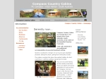 View More Information on Compass Country Cabins