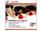 View More Information on First Aid Alive