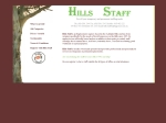 View More Information on Hills Staff