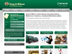 View More Information on King & Wilson Worldwide Movers