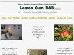 View More Information on Lemon Gum Bed & Breakfast