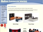View More Information on Madison Commercial Interiors Pty Ltd