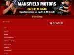 View More Information on Mansfield Motors, Wishart
