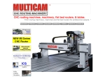 View More Information on Multicam Cnc Routing Systems